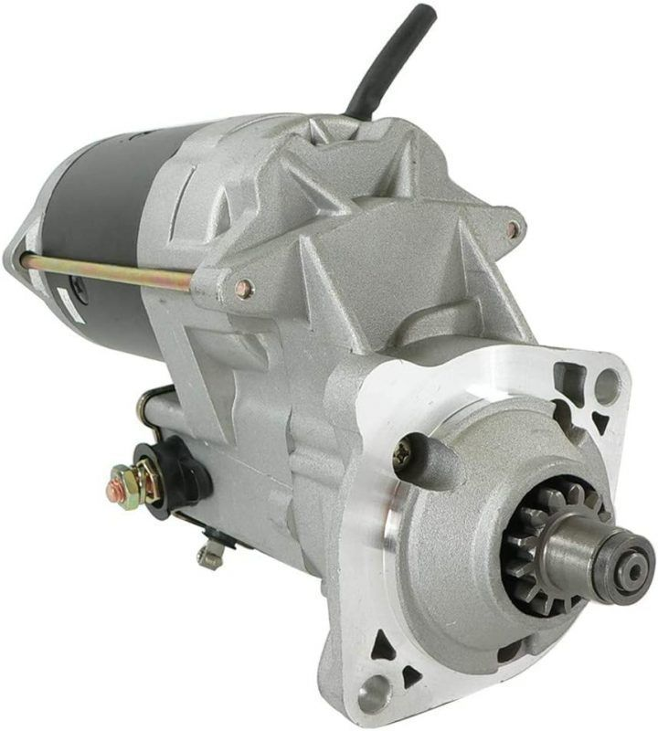Top Pick: Starter (DB ELECTRICAL SND0355 FORD 7.3L)