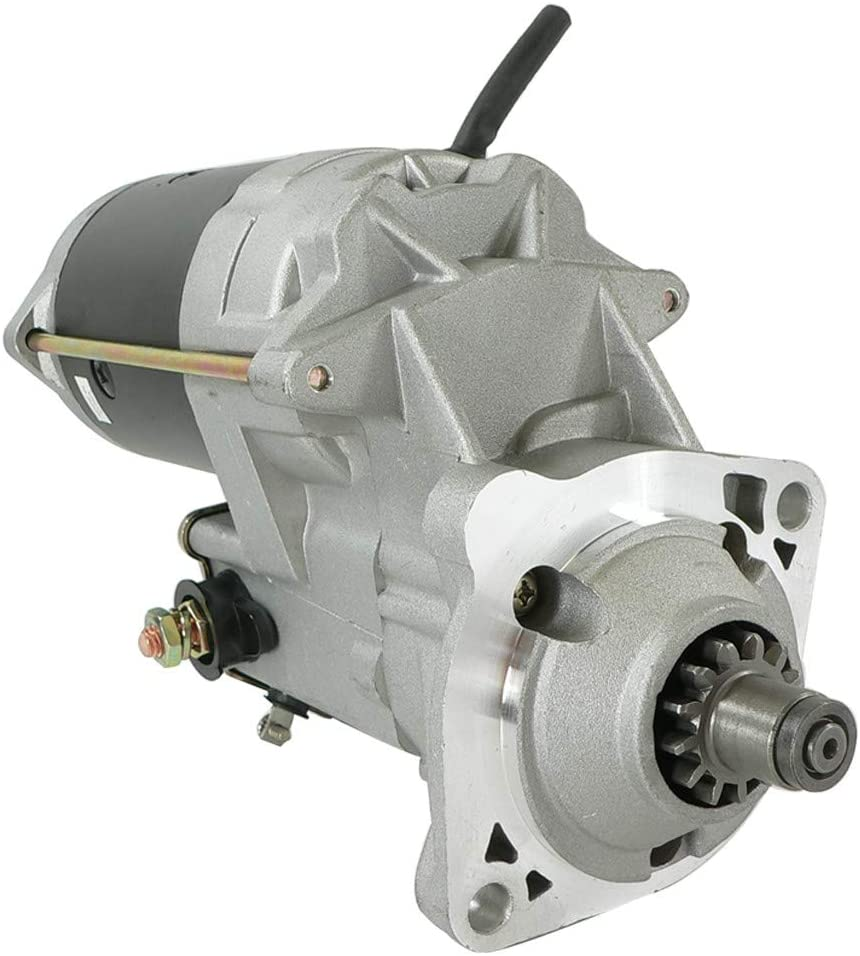 DB Electrical SND0355 Ford 7.3L Diesel Starter Replacement For Powerstroke: photo