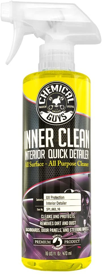 Chemical Guys SPI_663_16 InnerClean Interior Quick Detailer and Protectant: image