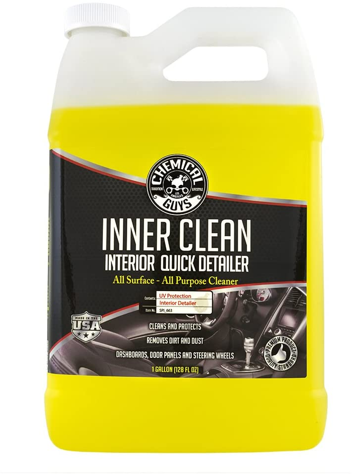 Chemical Guys SPI-663 InnerClean Interior Quick Detailer and Protectant: image