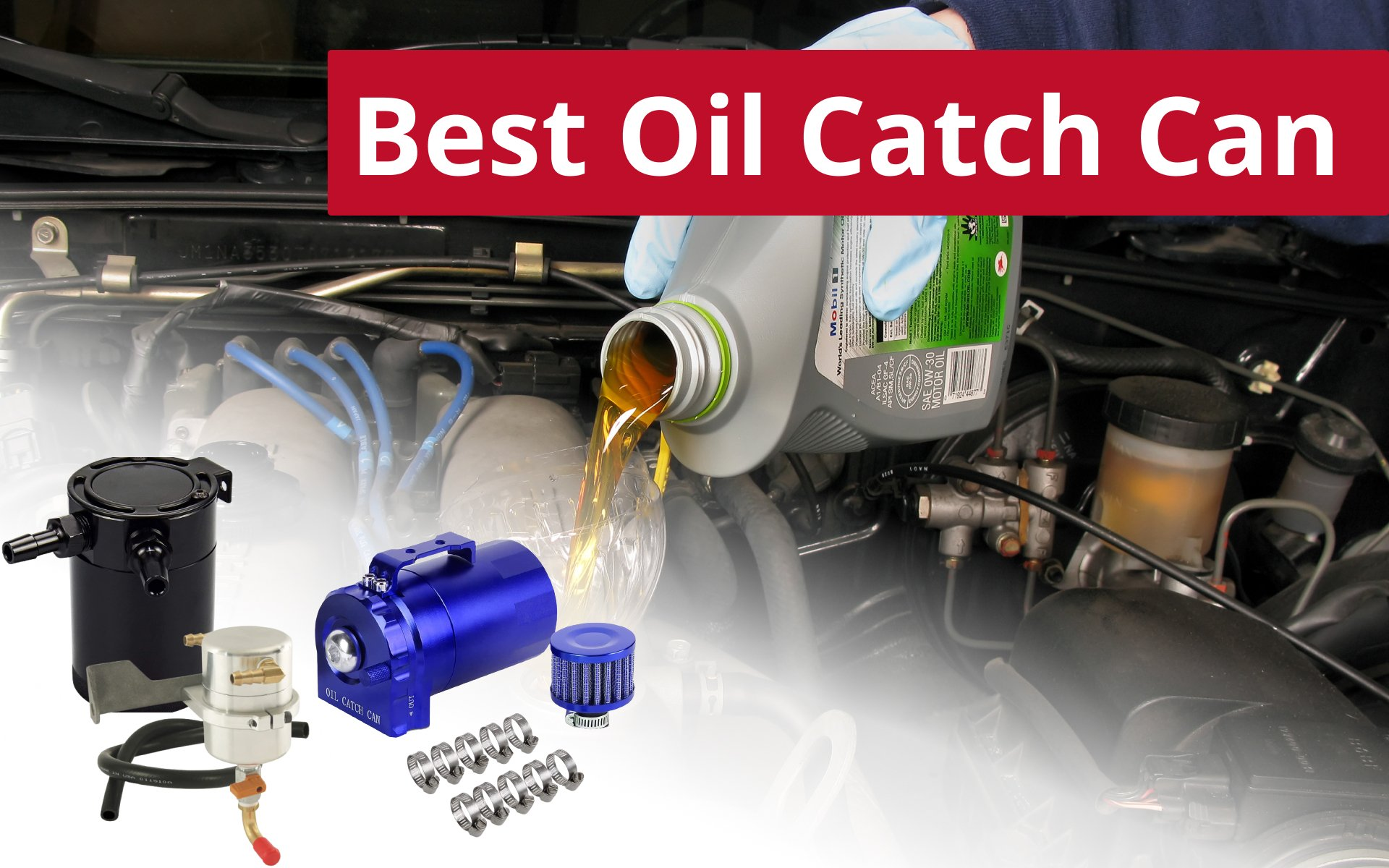 Best Oil Catch Can: image