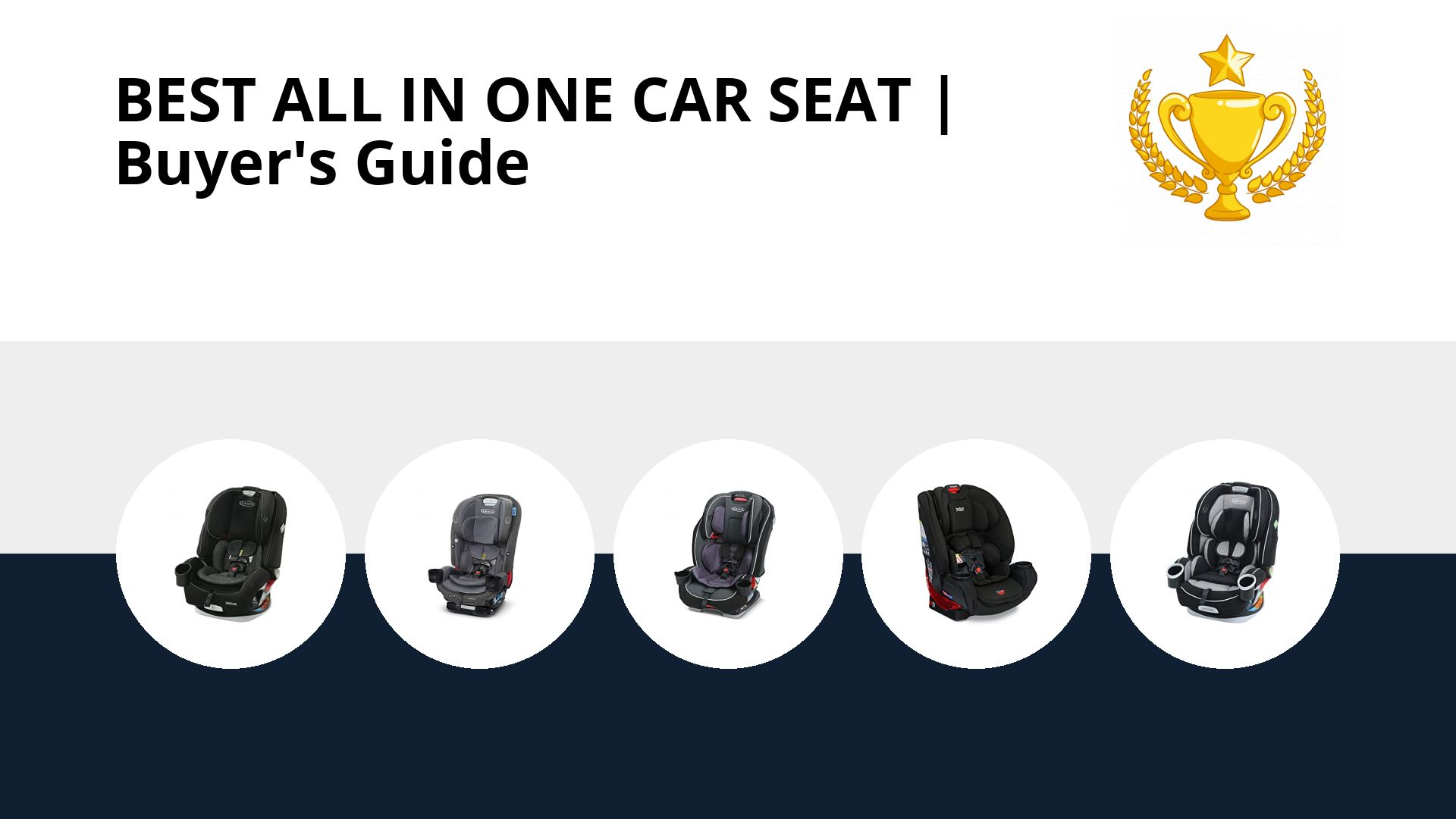 Best All In One Car Seat: image