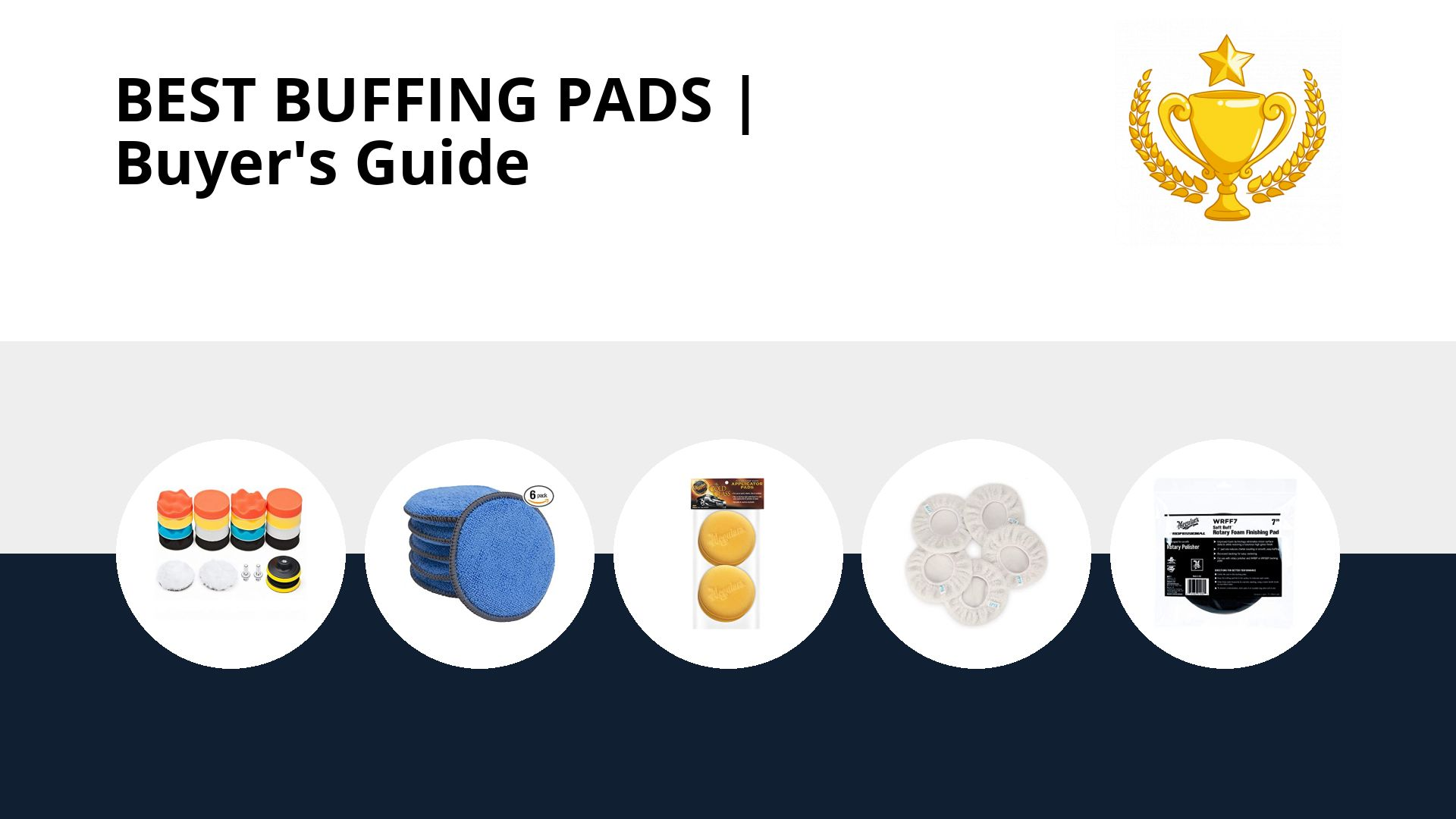 Best Buffing Pads: image
