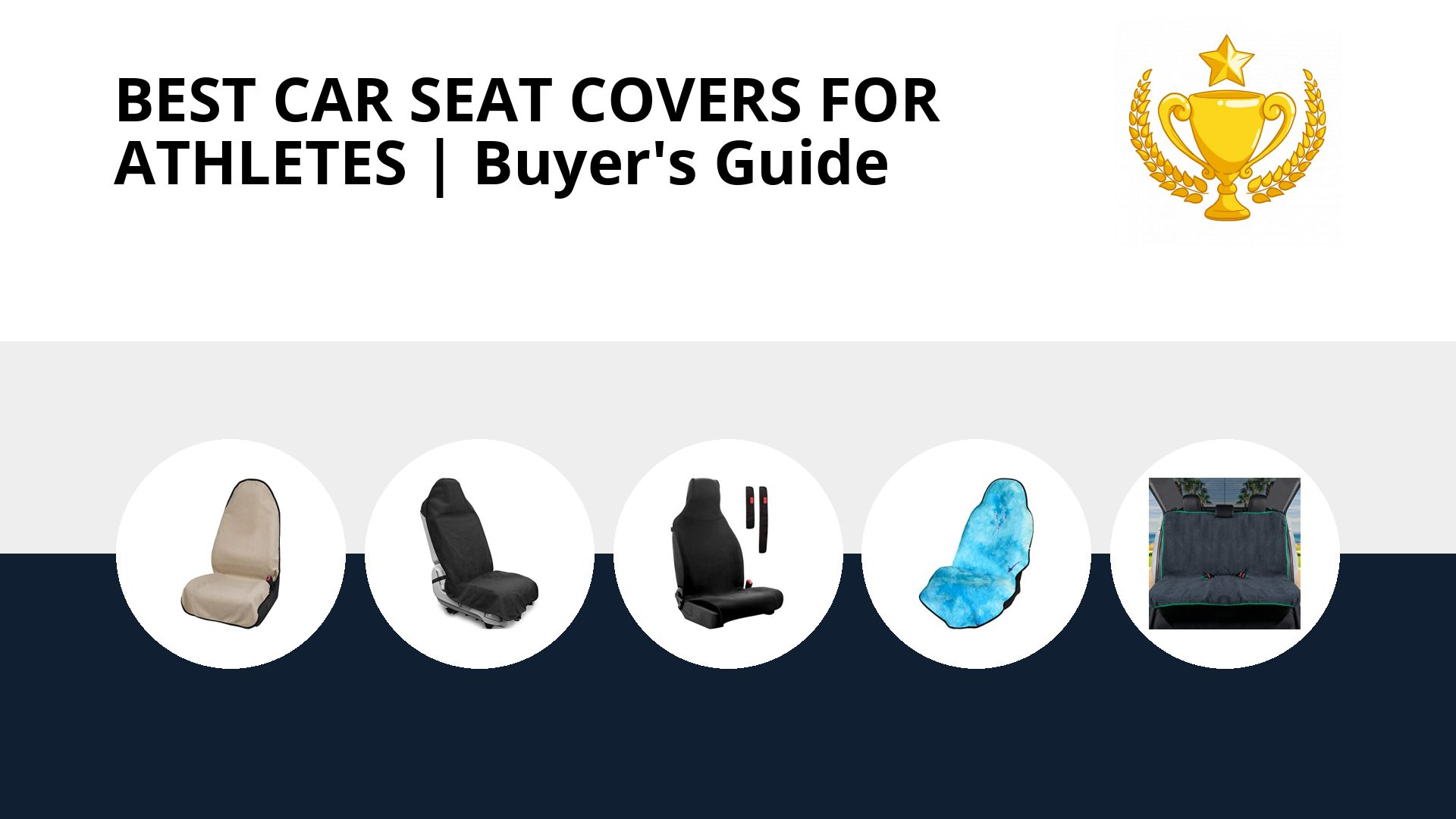 Best Car Seat Covers For Athletes: image