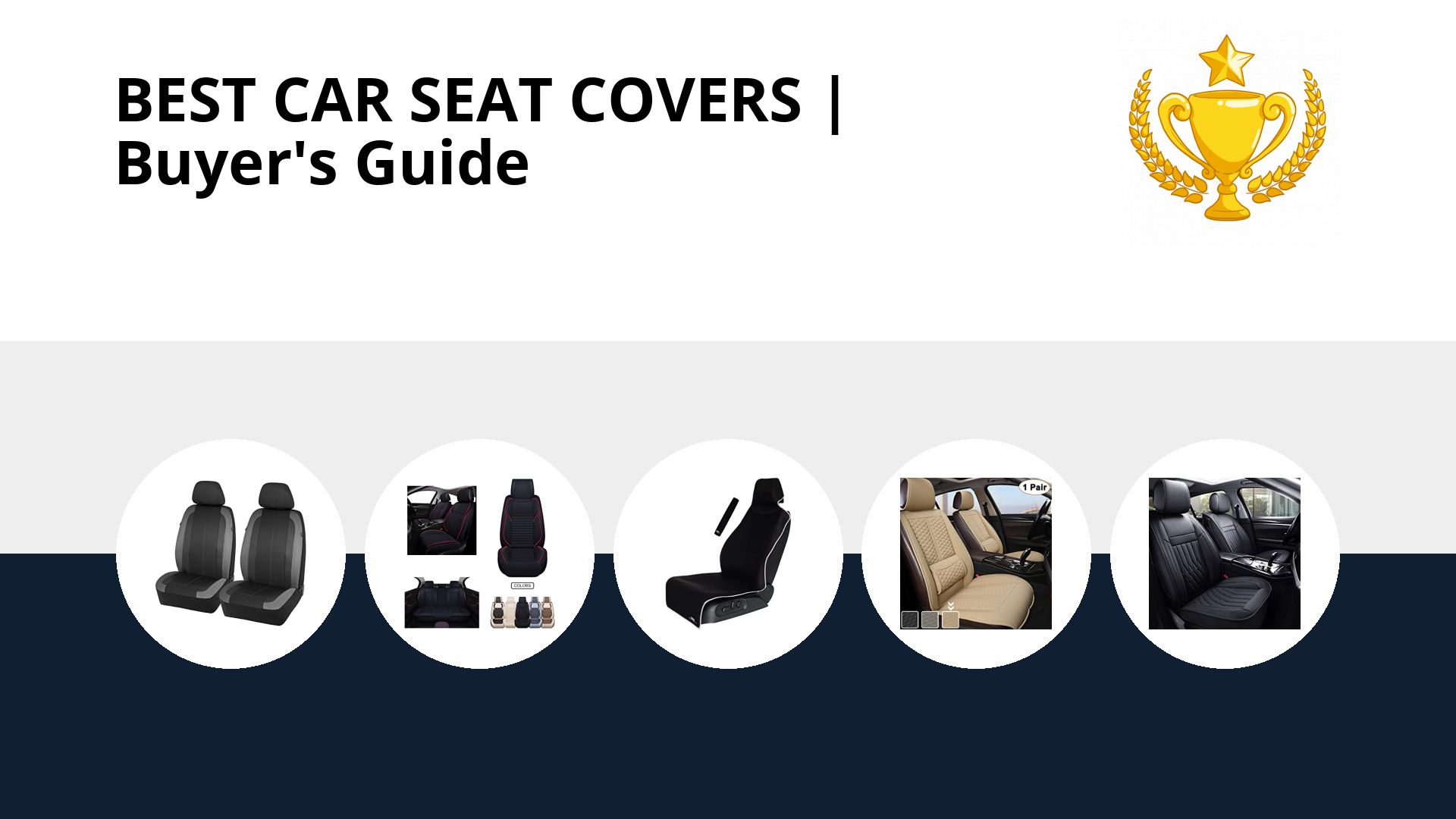 Best Car Seat Covers: image