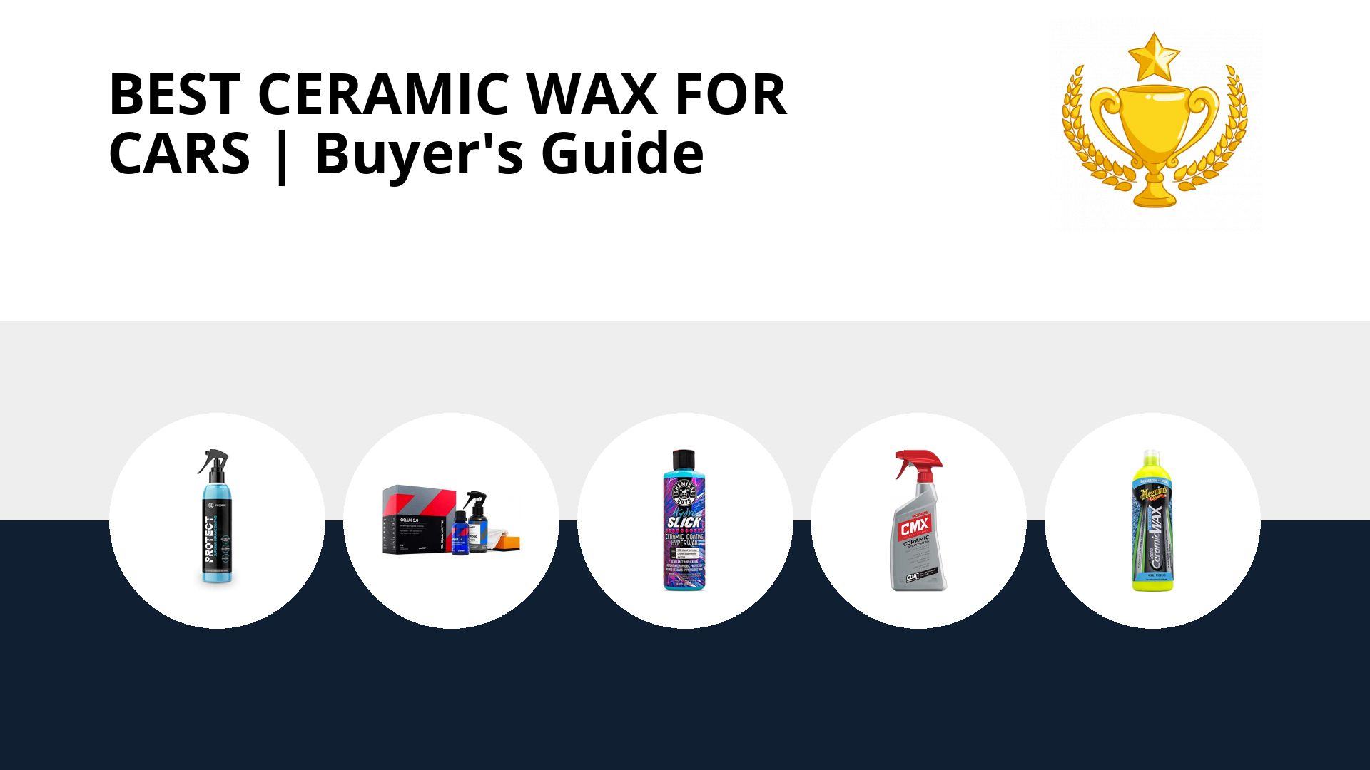 Best Ceramic Wax For Cars: image