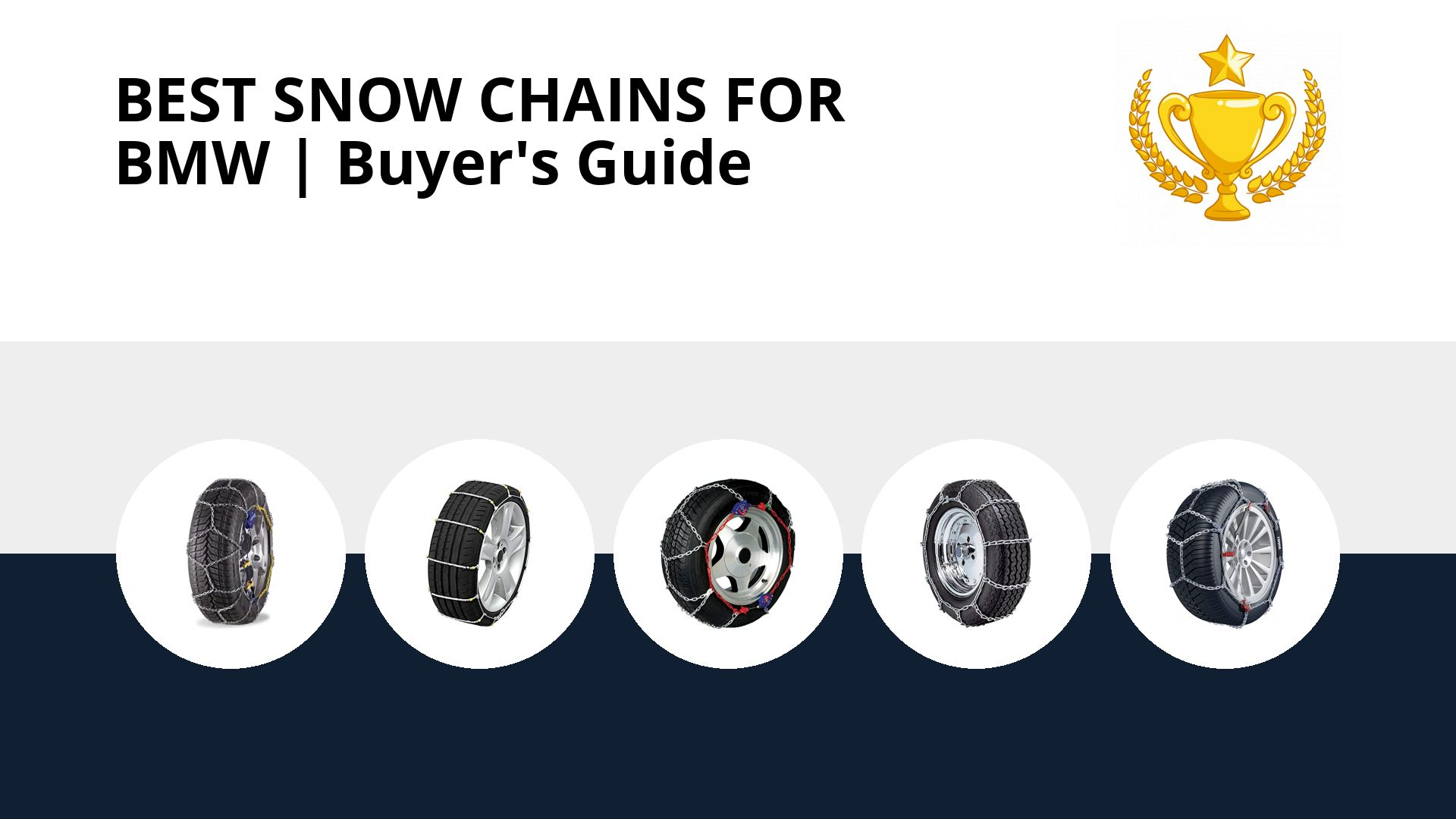 Best Snow Chains For Bmw: image