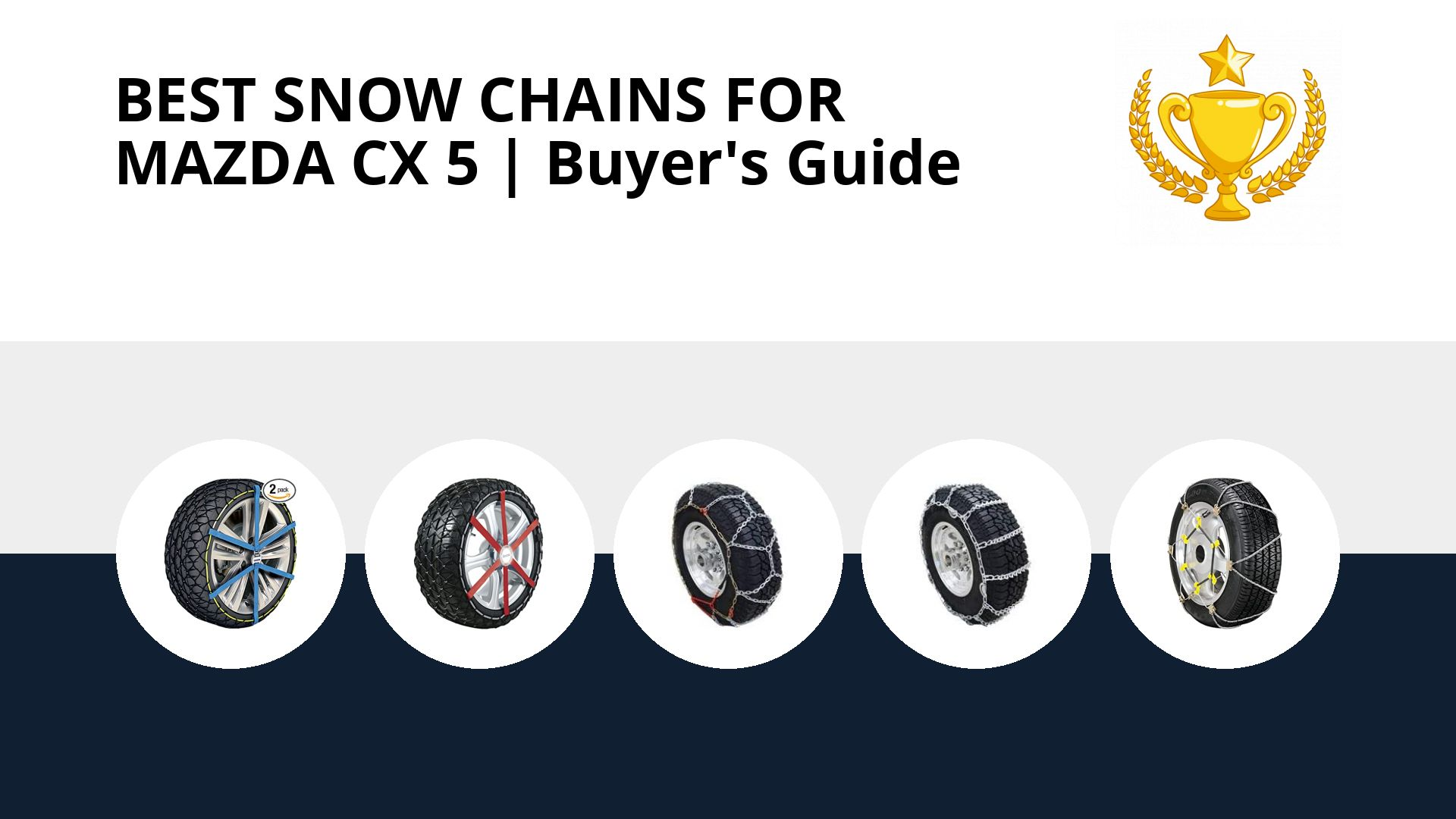 Best Snow Chains For Mazda Cx 5: image