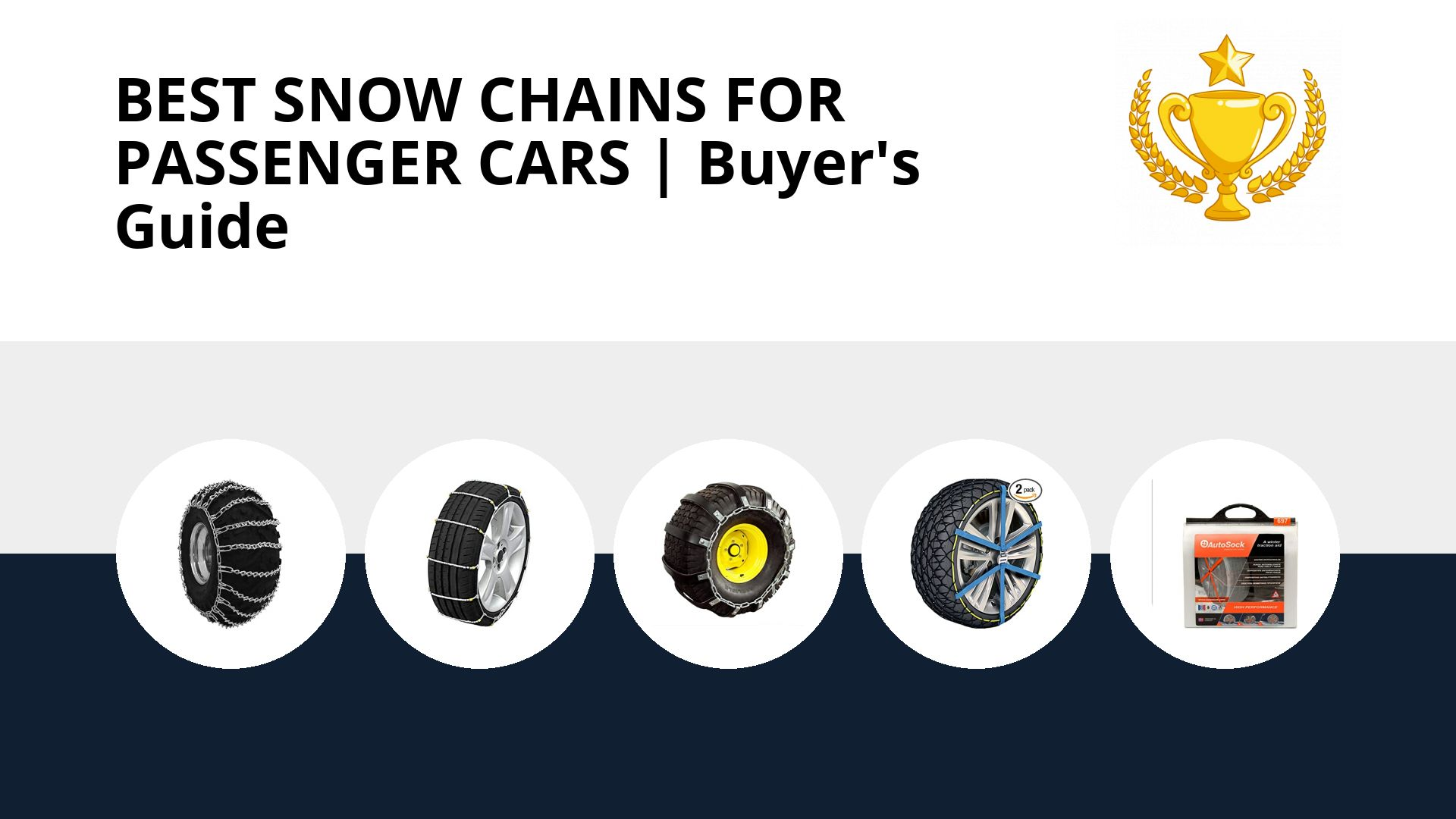 Best Snow Chains For Passenger Cars: image
