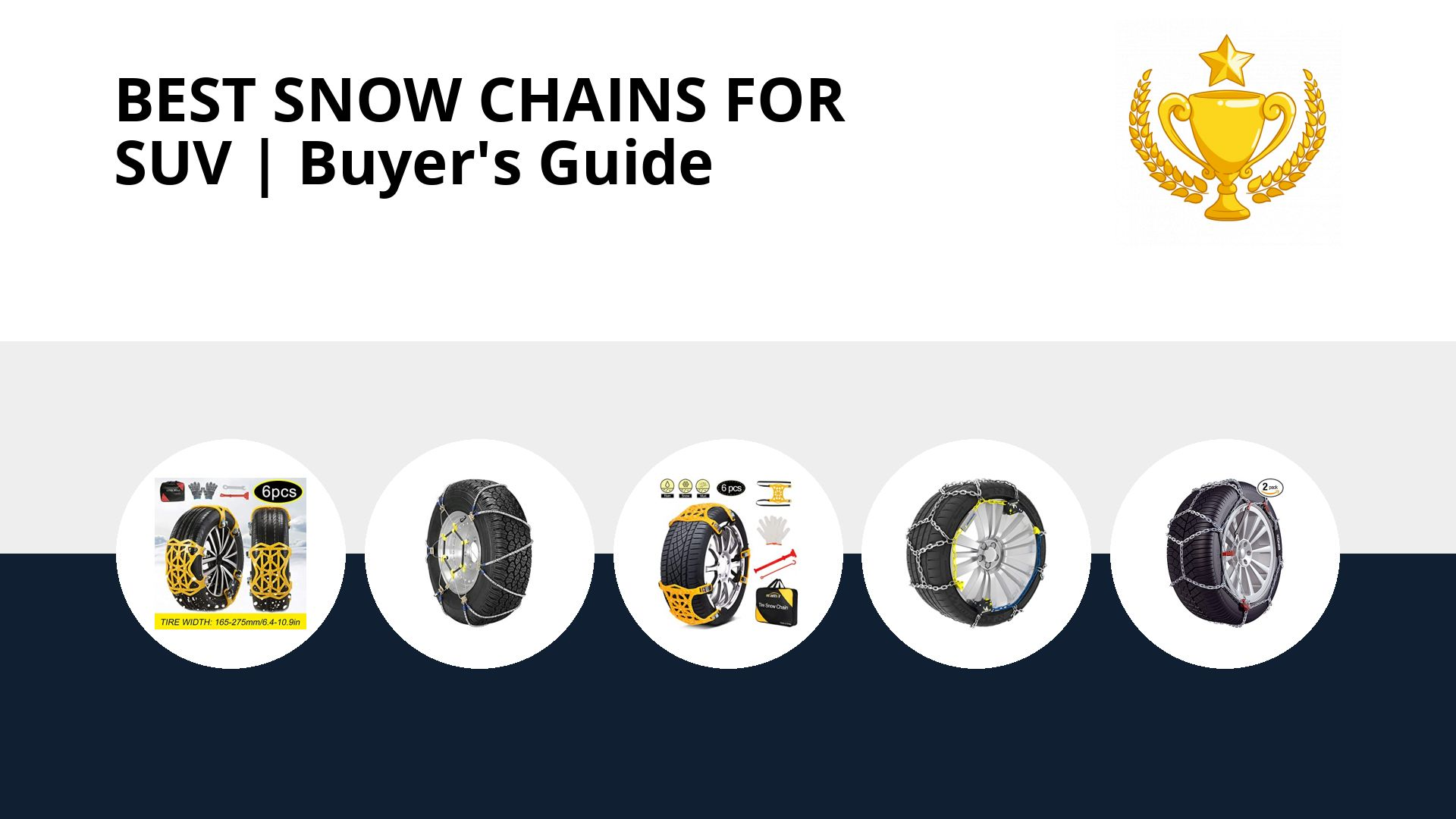 Best Snow Chains For Suv: image