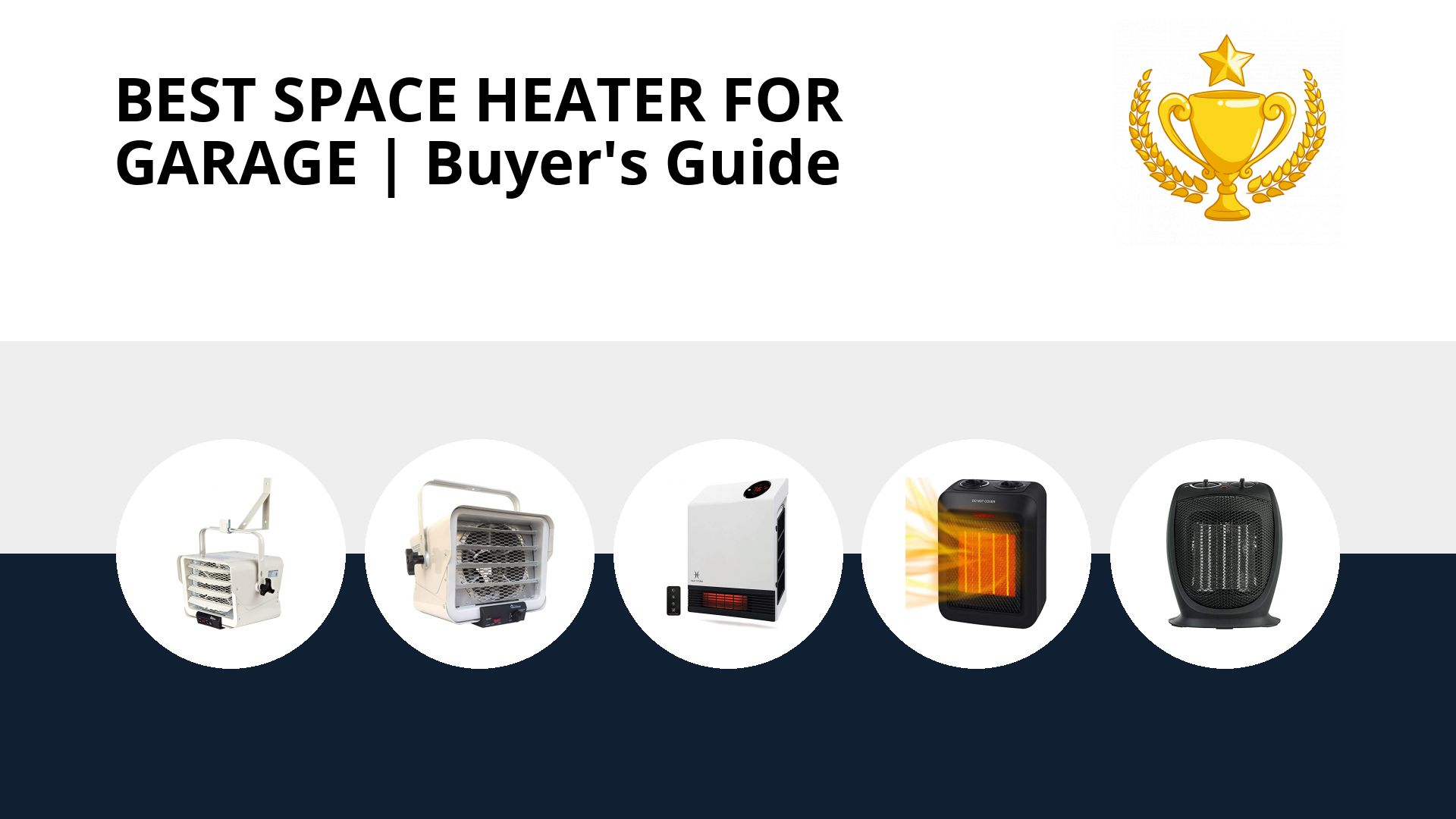 Best Space Heater For Garage: image