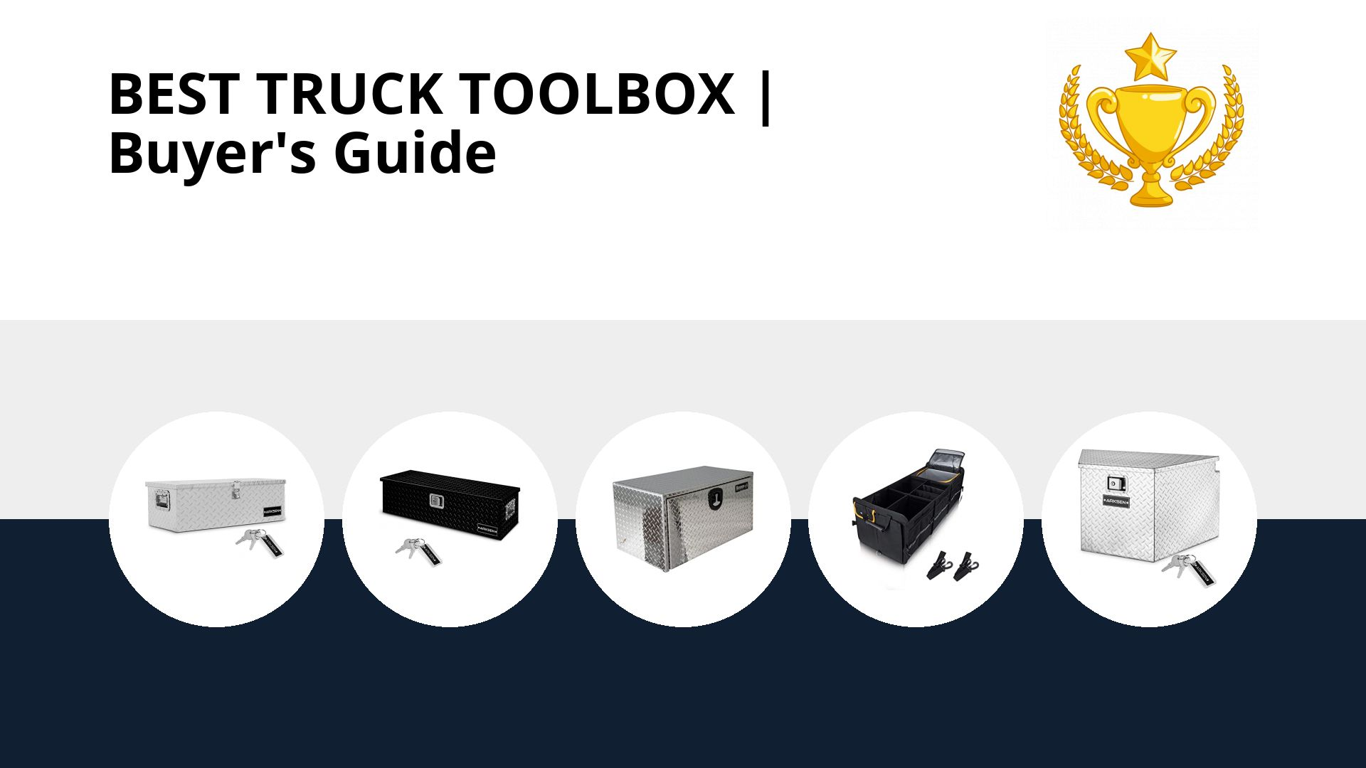 Best Truck Toolbox: image