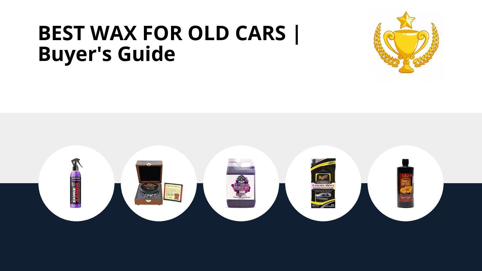 Best Wax For Old Cars: image