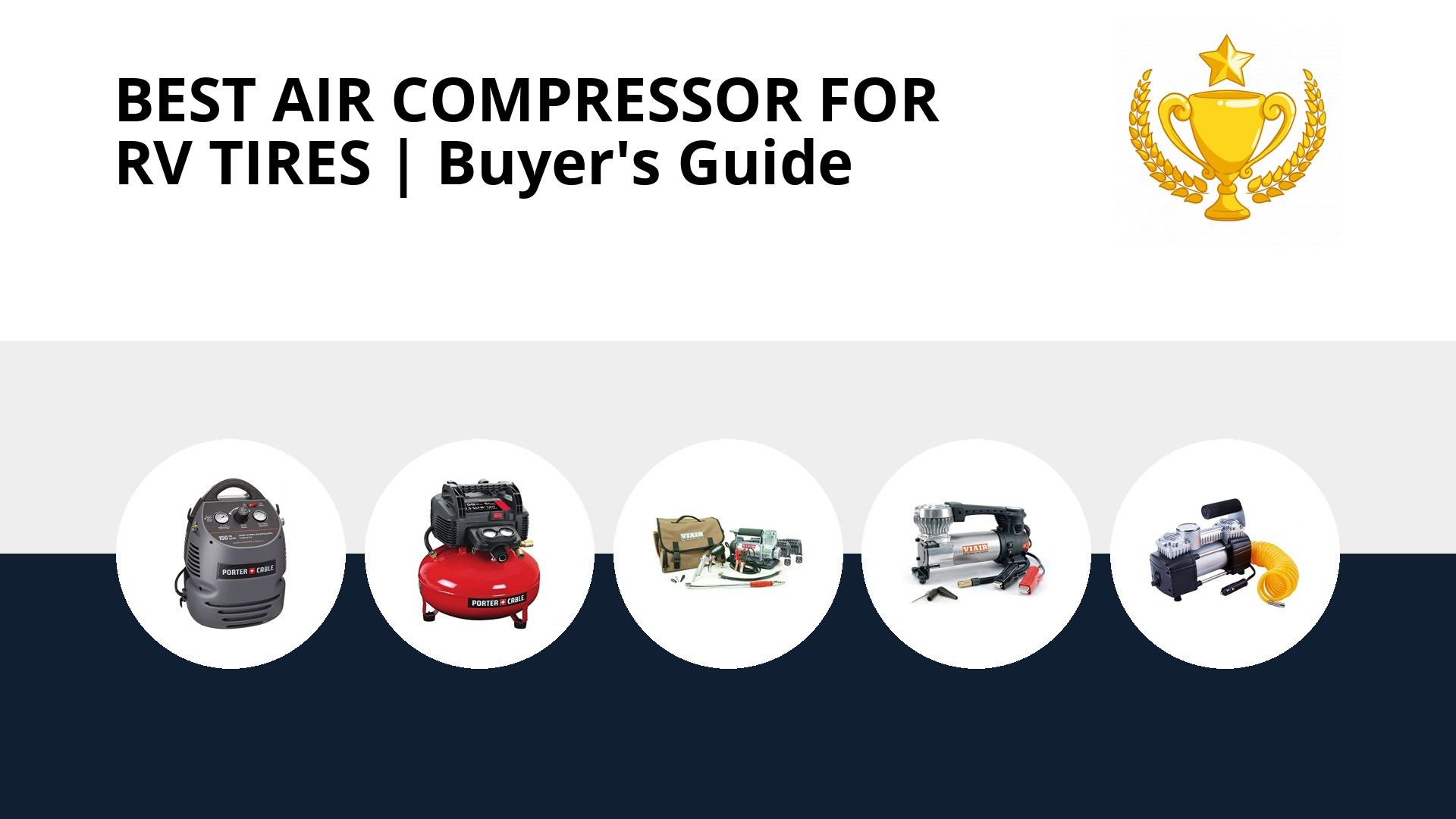 Best Air Compressor For Rv Tires: image