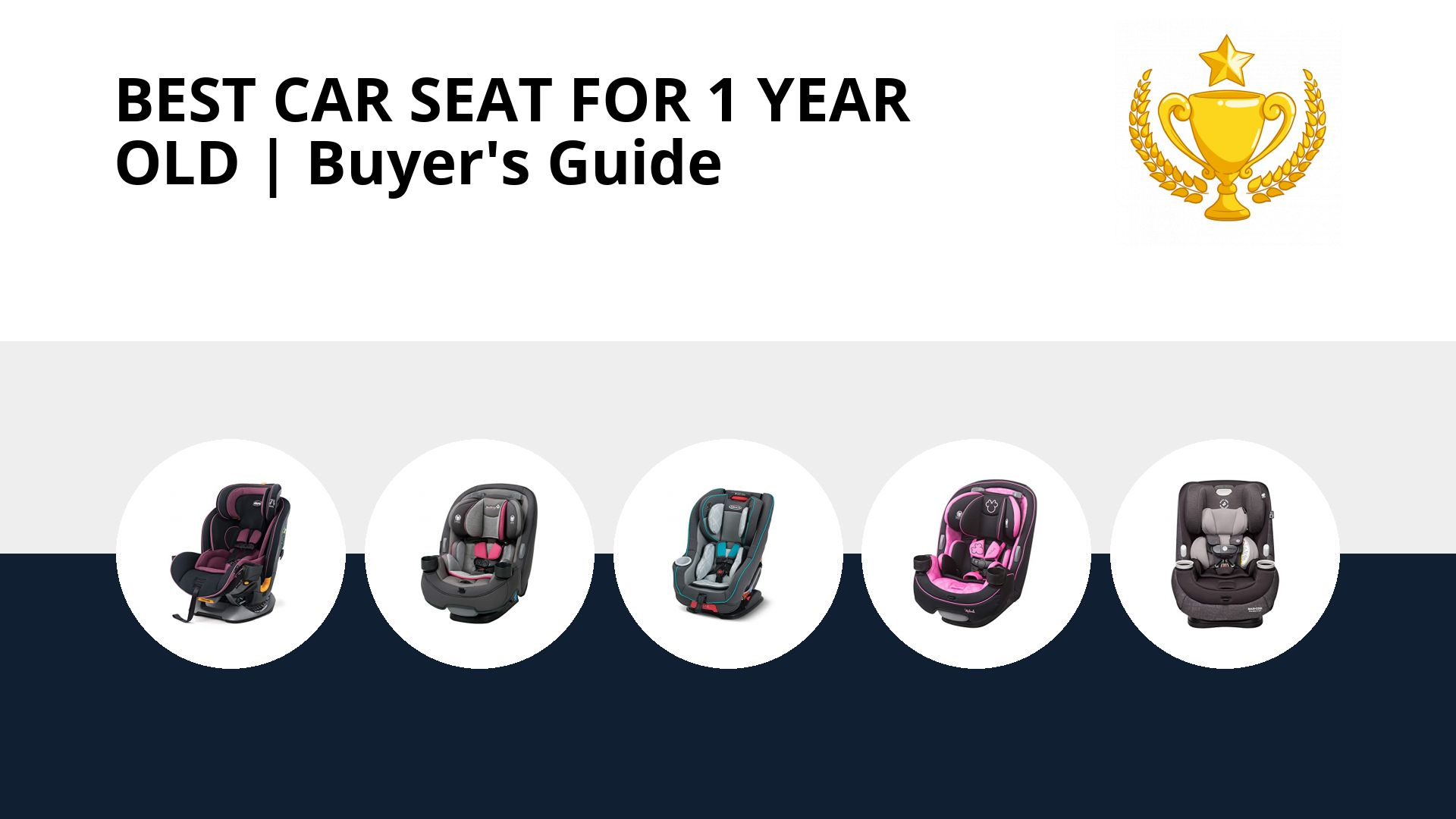 Best Car Seat For 1 Year Old: image
