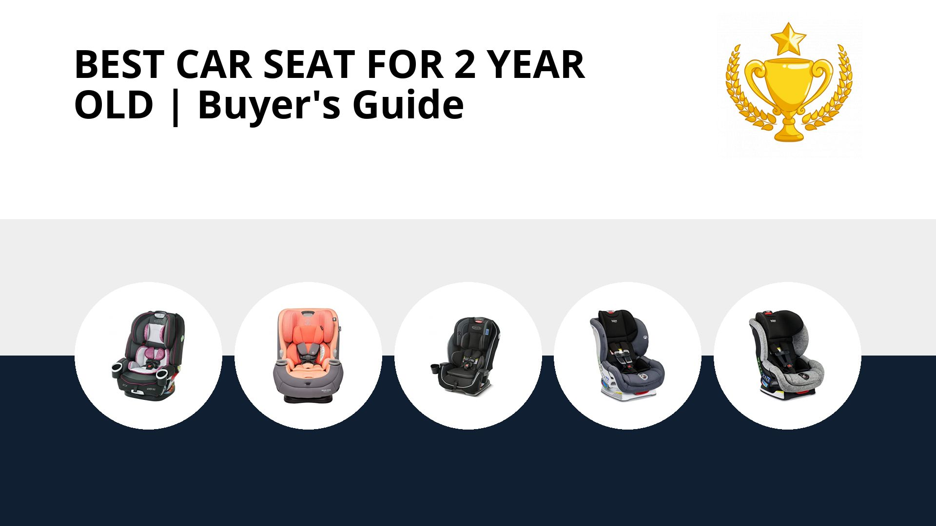 Best Car Seat For 2 Year Old: image