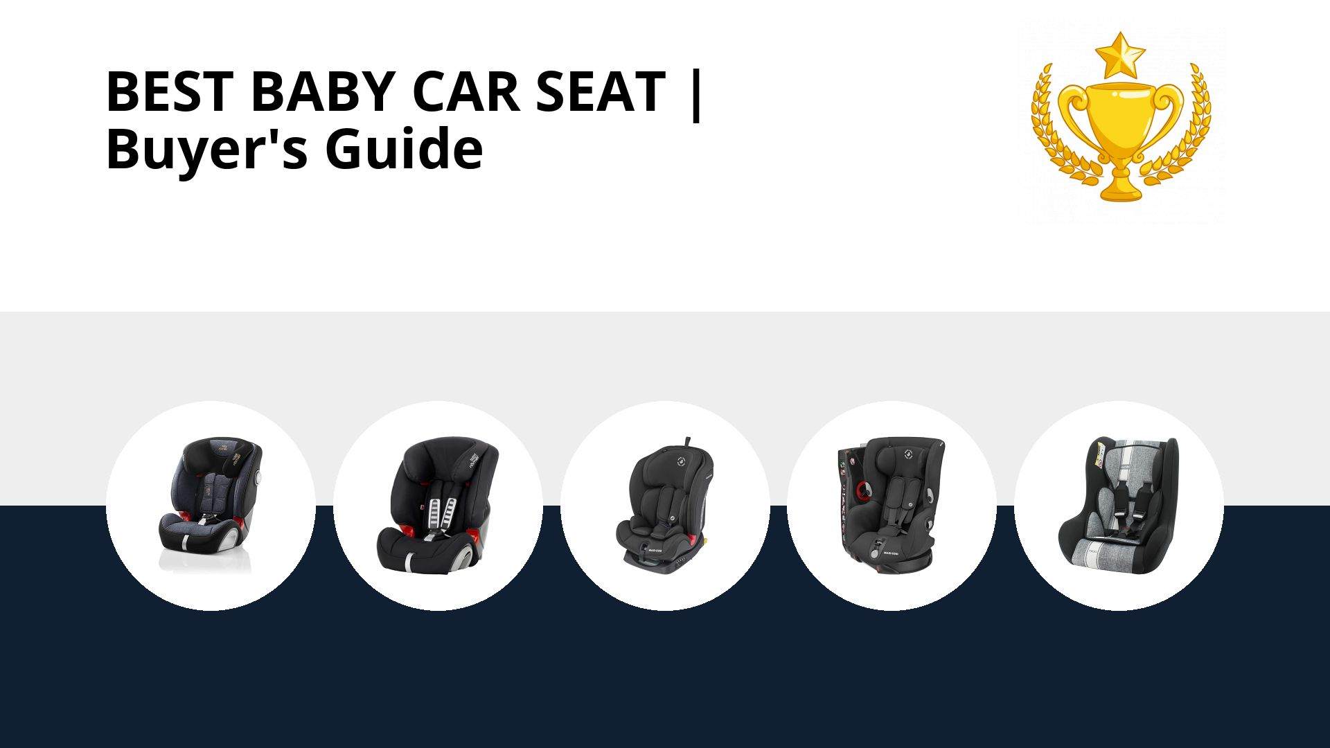Best Baby Car Seat: image