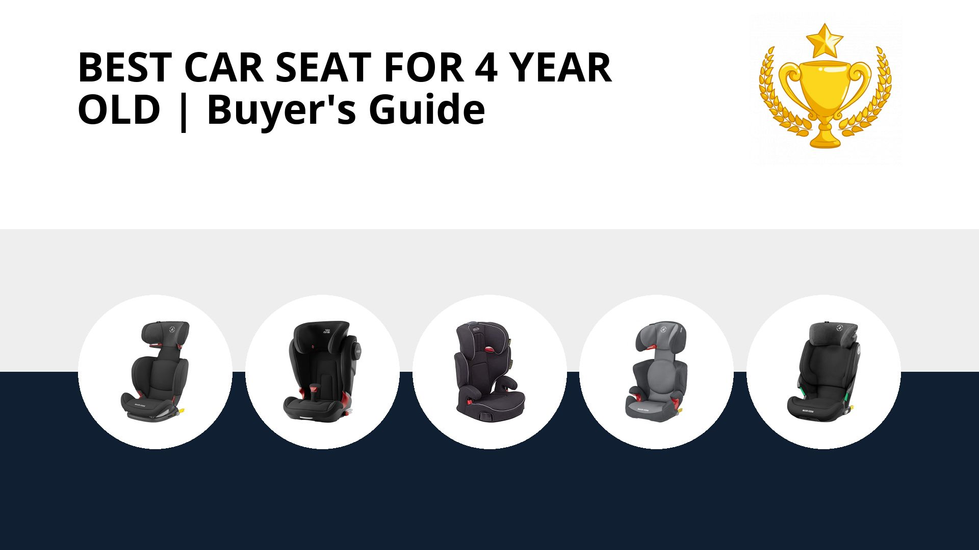 Best Car Seat For 4 Year Old: image