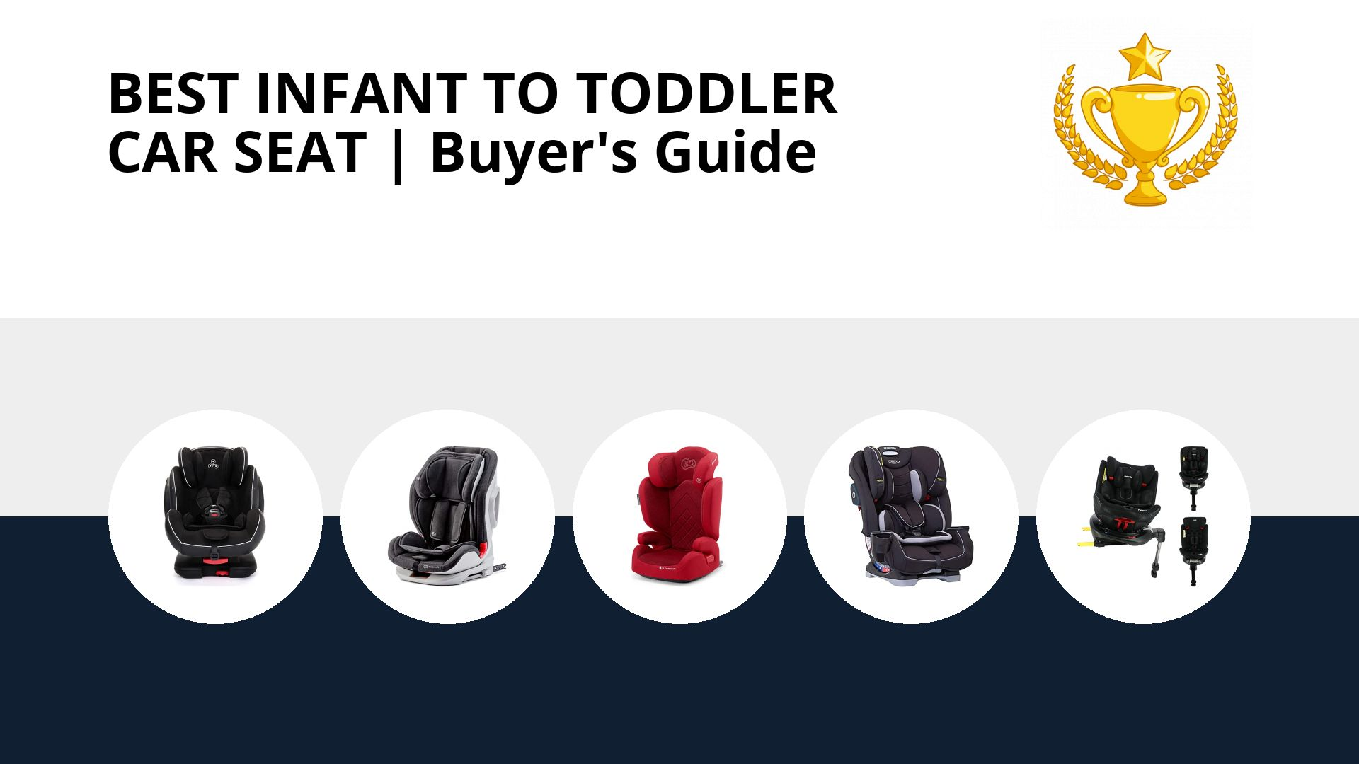 Best Infant To Toddler Car Seat: image